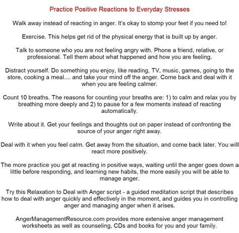 worksheet anger management worksheets pdf grass fedjp