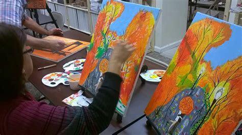 adult art classes art fun studio