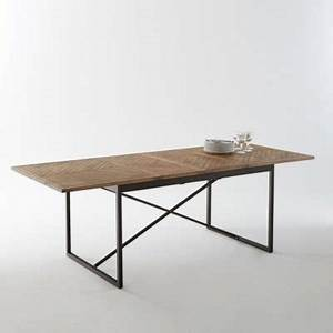 Relooker Un Meuble En Pin Pour Lui Donner Un Côté Contemporain : table manger style industriel pour une d co tendance ~ Carolinahurricanesstore.com Idées de Décoration