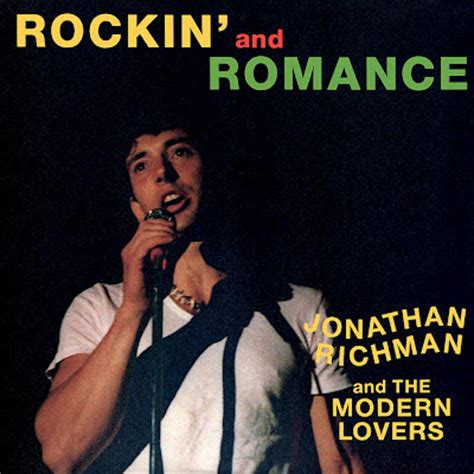 jonathan richman the modern flowering toilet jonathan richman the modern rockin and