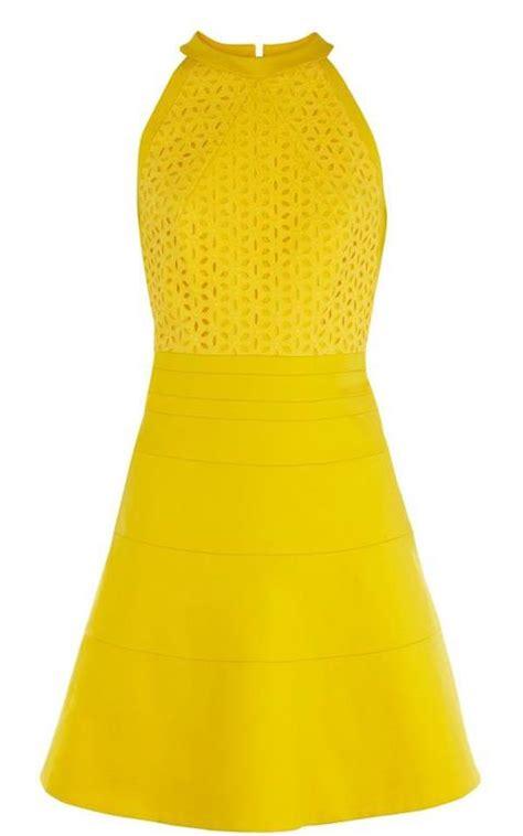 robe pour mã re du mariã comment porter cette robe jaune à un mariage forum mode
