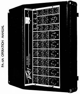 Pa-6a Manuals