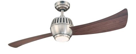 2 blade ceiling fan with light westinghouse 7852400 sparta one light 52 inch two blade