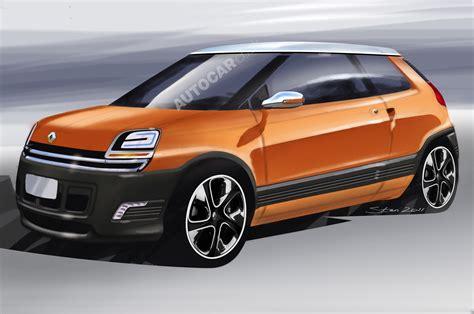 Reborn Renault 5 Being Considered Autocar