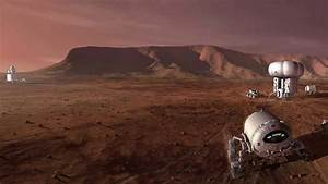 Manned Mission to Mars - Pics about space