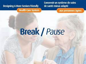 Designing a More Seniors-friendly Health Care System