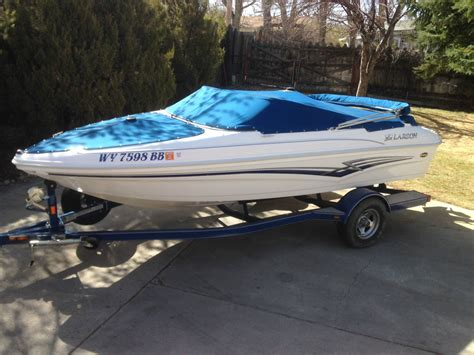 Larson Bowrider Boats For Sale by Larson 18 Ft Bowrider Boat 2008 For Sale For 100 Boats