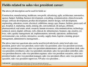 Regional Sales Manager Job Description 7 Vice President Job Description Introduction Letter