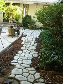 concrete stamp diy quikrete walk maker patio courtyard
