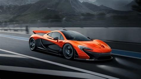 2015 Mclaren P1 By Mso With Exposed Carbon-fiber Body
