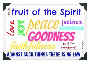 Grow: The Fruit of the Spirit is...Peace - Play Eat Grow