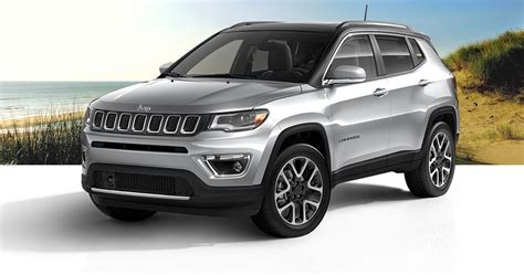 all new 2017 jeep compass coming to kendall jeep
