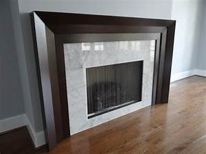 Fireplace Mantels - Modern - Living Room - charlotte - by