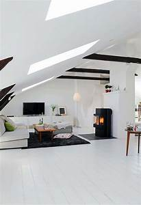 Cozy, Attic, Interiors, That, You, Would, Love, To, Live, In