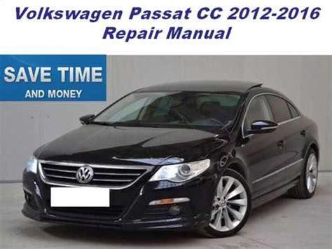 car repair manual download 1988 volkswagen passat security system volkswagen passat cc 2012 2013 2014 2015 2016 repair manual youtube