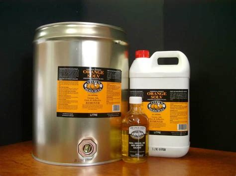 Environmental Friendly Citrus Solvent Cleaner To Remove