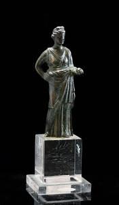 Greek Bronze Aphrodite, Period: Hellenistic Period, c. 3rd ...