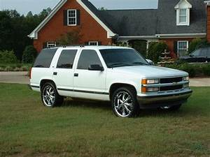 1998 Chevrolet Tahoe - User Reviews