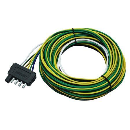 wesbar    flat wiring trailer wire wiring