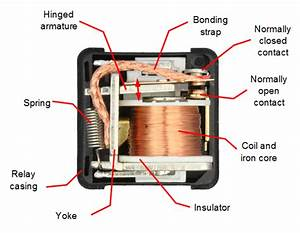 What Is The Input And Output Voltage Of 5 Pin Relay