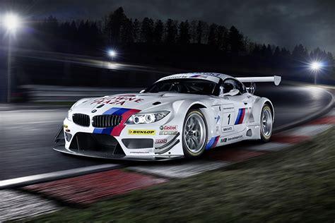 Bmw Z4 Gt3 To Represent Bmw Motorsport At Thr 24 Hours