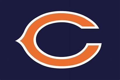 Bears Chicago Clip Clipart Logos Printable Nfl