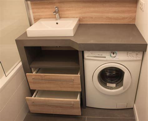 plan amenagement cuisine 8m2 un lave linge dans une salle de bain atlantic bain
