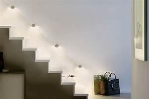 Lampen Flur Treppenhaus : led beleuchtung im flur verschiedene ideen f r die raumgestaltung inspiration ~ Sanjose-hotels-ca.com Haus und Dekorationen