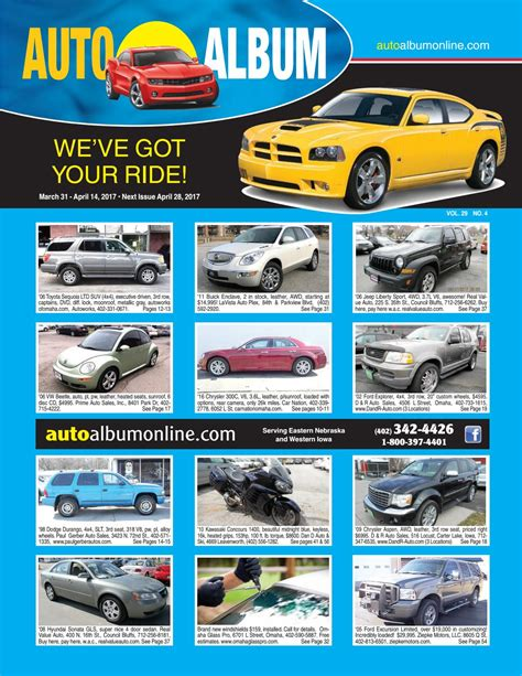 auto album  american classifieds omaha issuu