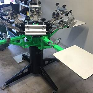 Manual Screen Printing Equipment  Software