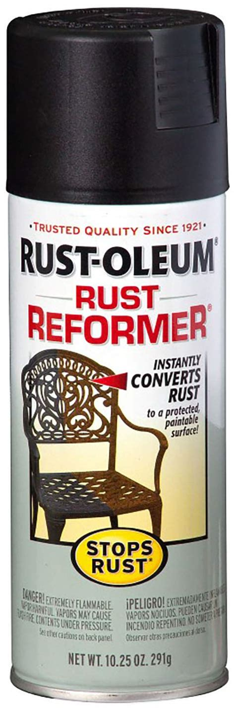 spray rated rust reformer paint amazon stops oleum ounce
