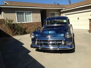 1953 Chevrolet Coupe