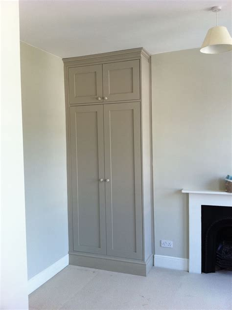 Bespoke Wardrobes by Bespoke Fitted Wardrobe With Shaker Panel Doors By