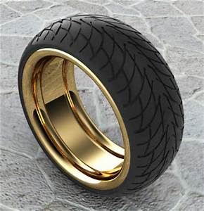 useless fact of the week cfp tyres With tire wedding rings for him and her