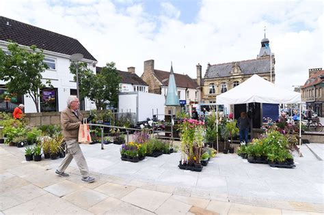 Market's return to Downham Market 'really positive', town council says