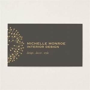 Interior Designer Business Cards: 10+ handpicked ideas to ...