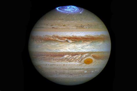 Stunning pictures of planets including storms on Jupiter ...