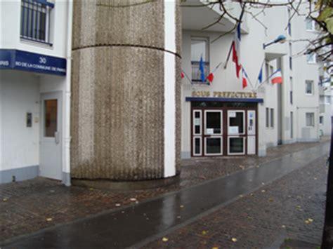sous prefecture de raincy bureau des etrangers préfecture bobigny service carte grise ecartegrise