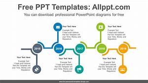 Circle Signpost Powerpoint Diagram Template Circle