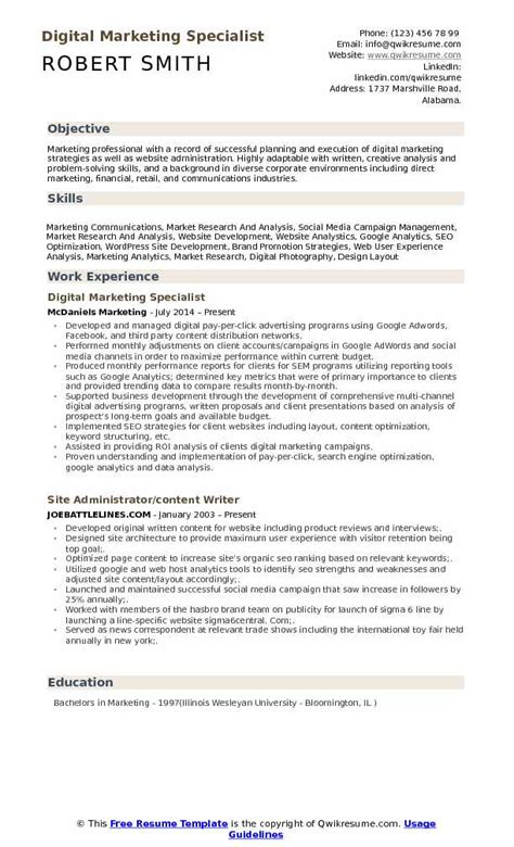 marketing resume tips 28 images marketing resume tips