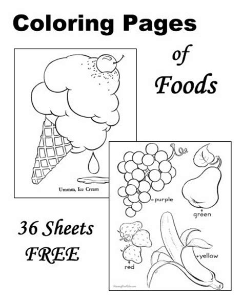 the 25 best fruit coloring pages ideas on