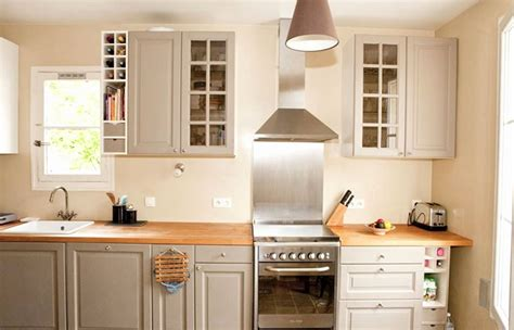 cuisine taupe clair awesome deco salon gris et taupe lovely meuble cuisine