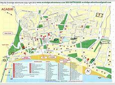 Infos sur carte agadir Arts et Voyages