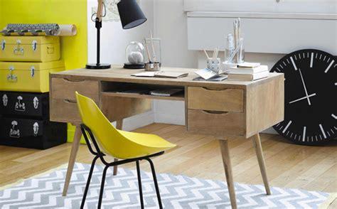 bureau coloré déco bureau colore