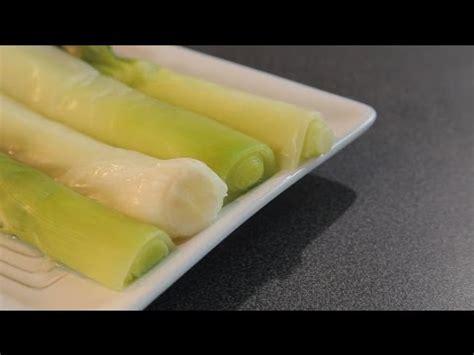 comment cuisiner les poireaux comment cuisiner poireaux