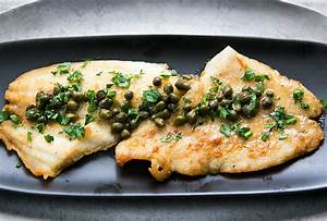 Sole Piccata Recipe SimplyRecipes com