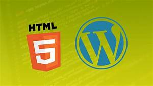 convert a one page html5 template to a wordpress theme With convert html template to wordpress theme online