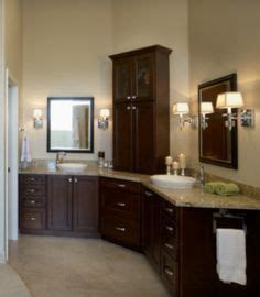 small l shaped bathroom vanity 1000 images about master bath on master