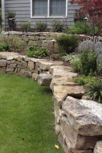 retaining walls landscaping 27 backyard retaining wall ideas and terraced gardens