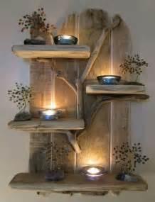 diy bathroom shelving ideas déco avec bougies et palettes 20 idées laissez vous inspirer